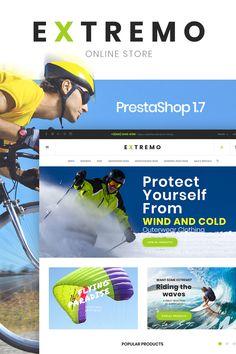 Extremo PrestaShop Theme Big Screenshot