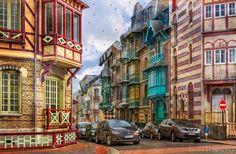 Mers-les-Bains, Frankrijk