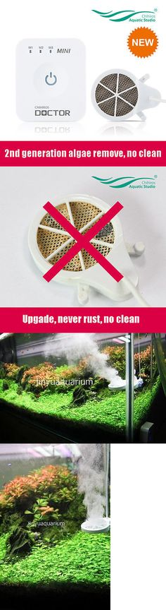 Filter Media and Accessories 126476: New Generation Algae Remove Twinstar Chihiros Doctor Plant Fish Shrimp No Clean -> BUY IT NOW ONLY: $53.9 on eBay!