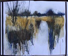 David Parfitt watercolour