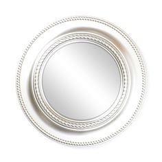 Mosaic Round Wall Mirror Homebase 2299