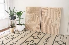Wood Art Wood Wall Art Geometric Wood Art Geometric Wall | Etsy