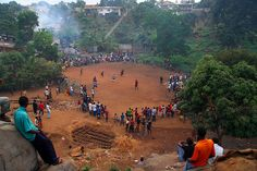 Community Football, Eastern Freetown African States, Our Country, The Republic, Sierra Leone, Aerial View, Homeland, Continents, Cool Pictures, Dolores Park