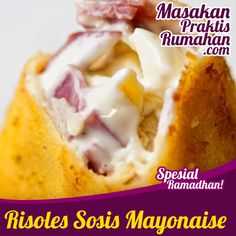 Resep Masakan Praktis Rumahan Indonesia Sederhana: Risoles Sosis Mayonaise