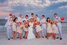 Real Destination Wedding in Naples Florida at Ritz Carlton Resort by Tonya Malay Photography | Done Brilliantly