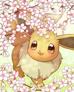 Extremely Cute Eevee