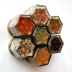 Carnivore Hex Spice Set, $42, now featured on Fab.