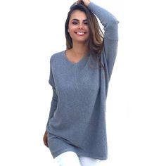 6508849ac81db Moda 2016 Mulheres Pullover over Fashion Knitwear Sweater Women s Female V  Neck Loose Autumn Winter pullovers