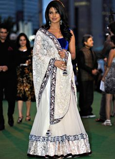 http://www.sareebuzz.in/bollywood-lehenga-choli/priyanka-chopra-faux-georgette-white-embroidery-work-lehenga-choli-3344  Priyanka Chopra Faux Georgette White Embroidery Work Lehenga Choli  Celebrity :Priyanka Chopra  Color :White  Occasion :Reception Ceremonial  Fabric :Faux Georgette  Work :Resham Embroidered Item Code: :3344  For Inquiry Or Any Query Related To Product, Contact :- +91 9974 111 222