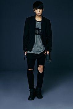 Free HD Wallpaper and Dekstop Background download: BTS Jung Kook Dark & Wild…