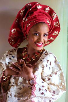 Welcome to Our Traditional Wedding: ABISOYE + LANREAlakija Studios Photography