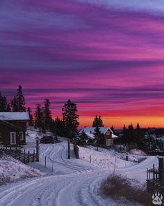 """• a winter sky Nikon D610 | Sigma 50mm f/1.4 Art"""