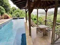 Villa du Golf Villa 4CH, piscine, vue mer, proche plage Pointe du Bout (Réf:5203 Villa Martinique Pointedubout)