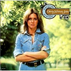 """Let me Be there"" (1973, Festival) by Olivia Newton-John.  Her third US LP."