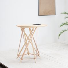 Dome Table by Lith Lith Lundin Table, Furniture, Design, Home Decor, Projects, Table Desk, Dinner Table, Log Projects, Decoration Home