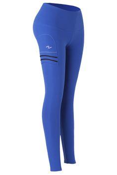 3/4 delantera Pantalones cortos Naffta Tights Pant Blue / Black