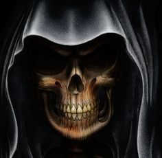 A simple yet iconic image of the Grim Reaper looking his good old creepy sel. Grim Reaper Art, Don't Fear The Reaper, Raiders Stuff, Raiders Baby, Okland Raiders, Oakland Raiders Football, Gothic, Skull Wallpaper, Raider Nation
