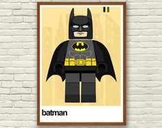Superhero Prints Superhero Print for Boys Bedroom Superhero Wall Art Prints, Poster Prints, Canvas Prints, Bedroom Art, Nursery Wall Art, Superhero Wall Art, Batman Poster, Unique Poster, Superhero Characters