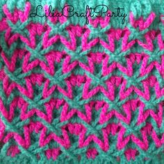 A blog about knitting and crochet patterns and crafts.