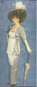 Edwardian Woman