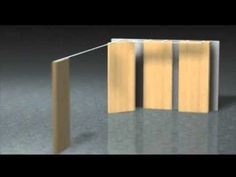 Dividers Movable Sliding walls - YouTube