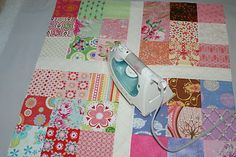 """""""How to"""" quilting series"""