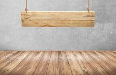 Photo about Wood table with hanging wooden sign for display. Dslr Background Images, Background For Photography, Photo Backgrounds, Wallpaper Backgrounds, Sign Display, Wood Display, Gift Box For Men, Food Graphic Design, Kitchen Background