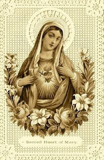 Immaculate Heart of Mary pray for us!