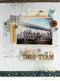 PL team challenge #2 | put it in a pocket project by Lisa Truesdell