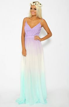 Sweet Desire Maxi Dress - Multi