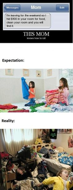 Expectation vs. Reality Meme. I wasn't expecting the running girl. I died.