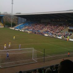 The Shay. Halifax Town