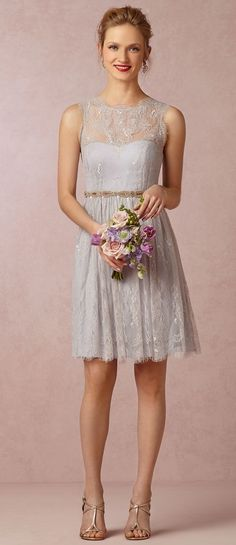LOVE this bridesmaid dress!