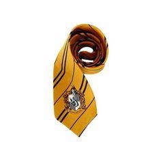 HARRY POTTER - Cravate Poufsouffle
