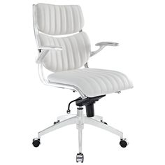 Escape Midback Office Chair in White