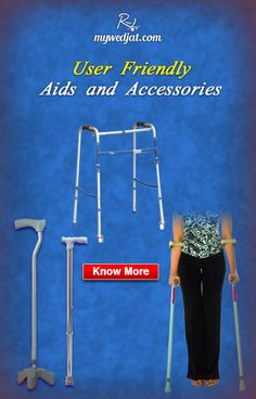 A walking aid-a walker, crutches, or a cane-helps substitute for a decrease in strength, range of motion, joint stability, coordination, or endurance.