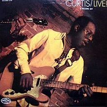 Curtis Mayfield Live