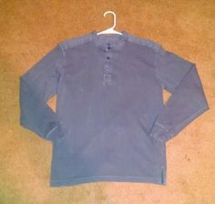 L.L. Bean Casual Long Sleeve Shirt Size Small #LLBean #PoloRugby