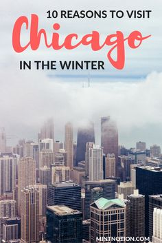 Planning a trip to Chicago? Find out why winter is the best time to visit Chicago. Explore the city on a budget by using the Chicago CityPASS.