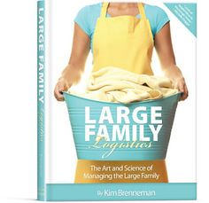 Large Family Logistics: Every Room in the House is a Mess - Love this book and website - came here for the lunch ideas for big, quick, inexpensive lunch meals.
