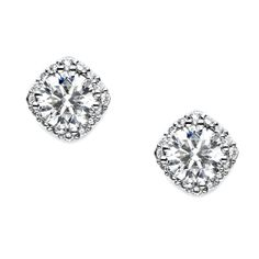 Tacori Diamond Earrings Hoop The Only Thing That Separates Us From Animals Is Our Ability To Accessorize