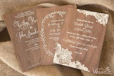 Cards of Wood specializes in Veneer Business Cards, Post Cards, and other veneer products.