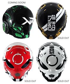 """Get wonderful ideas on """"mascara dupes"""". They are actually readily available for you on our internet site. Cyberpunk Fashion, Cyberpunk Art, Helmet Design, Mask Design, Armadura Cosplay, Helmet Armor, Sci Fi Armor, Cool Masks, Superhero Movies"""
