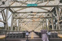 Dance on the Falls Bridge Philadelphia Event Photography by Flat World Media Productions