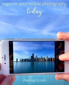 Phone Photography Tips | 5 tips to help you improve your phone photography today | Learn how to take amazing photographs on your phone.