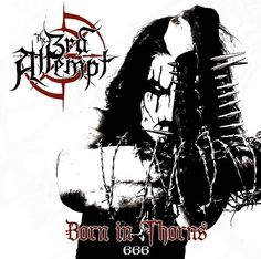 """[CRÍTICAS] THE 3RD ATTEMPT (NOR) """"Born in thorns"""" CD 2015 (Dark Essence Records)"""