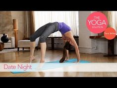 Yoga Moves to Prepare for Date Night | The Yoga Solution With Tara Stiles #fitness #video    http://www.livestrong.com/original-videos/GEAiuj4RPyw-yoga-solution-tara-stiles-moves-prepare-date-night/