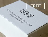 FREE Logo Mock up!