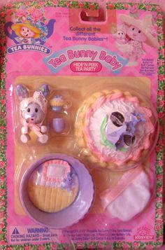 Tea Bunnies :: Hide an' Peek Babies [Ghost Of The Doll]