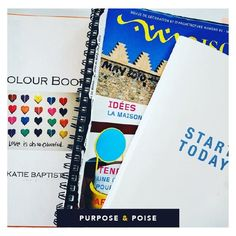 Colourbooks and journals. Ways of recording colour and colour combinations. One of the many ways of recording colour. How do you record… Love Is, Colour Combinations, Sketchbooks, Decoration, Journals, Color, Instagram, Color Combos, Decor